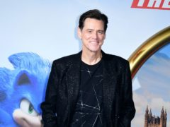 Jim Carrey (Ian West/PA)