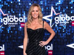 Amanda Holden has said Britain's Got Talent producers check her outfits before the show following viewer complaints about her clothes (Lia Toby/PA)