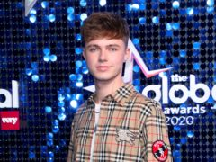 HRVY is isolating for 10 days (Lia Toby/PA)