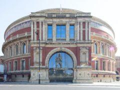 The Royal Albert Hall (Aaron Chown/PA)