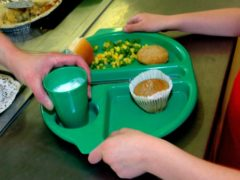 Labour has warned it will bring the issue of free school meals back to the Commons (Chris Radburn/PA)