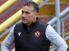 Dundee United and Micky Mellon face wage cuts due to coronavirus (Steve Welsh/PA)