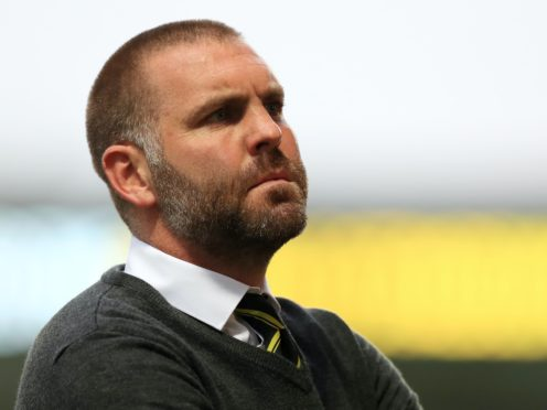 Burton manager Jake Buxton has a decision to make before the League One clash with Wimbledon (Mike Egerton/PA)