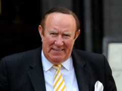 Andrew Neil will be co-hosting US election night coverage on the BBC (Nick Ansell/PA)