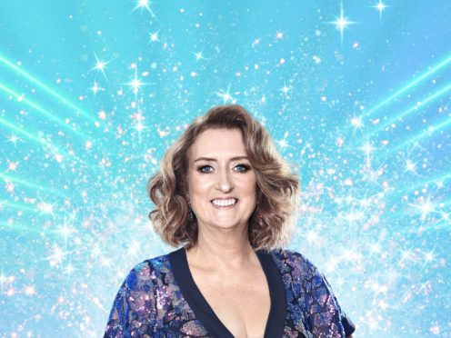 Former cabinet minister Jacqui Smith has revealed Ed Balls has given her tips for Strictly Come Dancing (Ray Burmiston/BBC/PA)