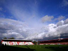 Grimsby earned a point at Stevenage (John Walton/PA)