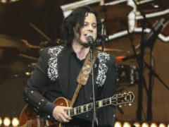Alt-rocker Jack White will replace rising country music star Morgan Wallen as the musical guest on this week's Saturday Night Live (Al Wagner/Invision/AP, File)