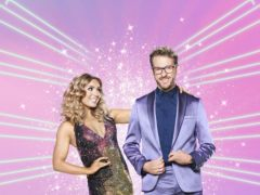 Strictly Come Dancing stars JJ Chalmers and Amy Dowden will dance a waltz during the first live show (BBC/PA)