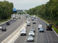 Smart motorways have led to safety concerns but highways bosses insist they are an effective way of boosting capacity (Steve Parsons/PA)