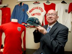 Nobby Stiles died at the age of 78 (Dave Thompson/PA)