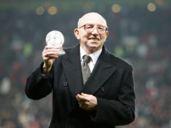 World Cup winner Nobby Stiles has died aged 78 (Martin Rickett/PA)