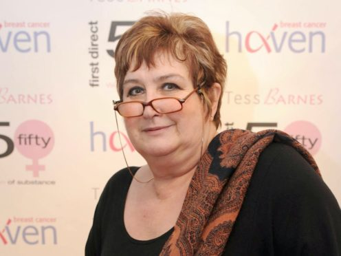 Former Woman's Hour presenter Dame Jenni Murray is among the celebrities taking part (Joel Ryan/PA)