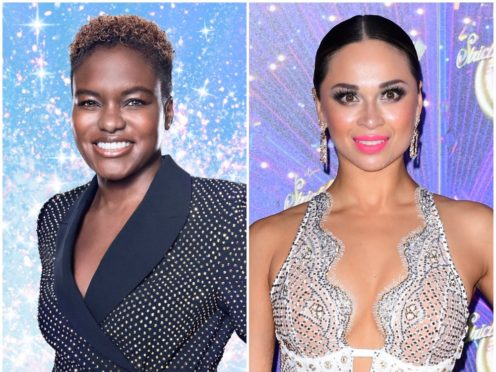 Nicola Adams and Katya Jones are reportedly going to be partnered, although the BBC has not yet confirmed it (BBC/PA)