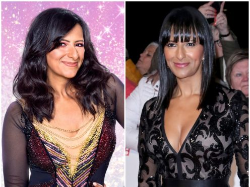 Ranvir Singh will compete in this year's Strictly (BBC/PA)