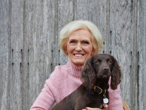 Mary Berry is recognised in the Queen's Birthday Honours (Mary Berry)