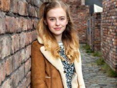 Harriet Bibby as Summer Spellman (Danielle Baguley/ITV/PA)