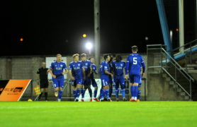 Blue Toon beat Brechin in League Cup