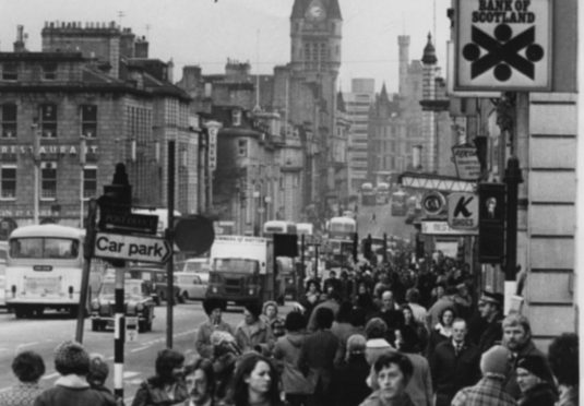 Forties at 50: 'I might have left BP' for Aberdeen property boom post-Forties