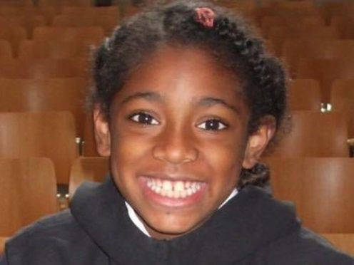 A fresh inquest is looking at whether pollution 'caused or contributed' to the death of nine-year-old Ella Kissi-Debrah (Family handout/PA)
