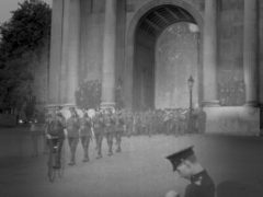 The funeral of the Unknown Warrior (British Pathe/PA)