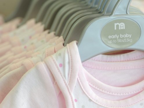 Mothercare has reported widened losses (Martin Rickett/PA)