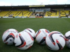 Livingston have reported a clean bill of health (PA)