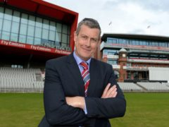 Ashley Giles was appointed as England's limited-overs head coach (Martin Rickett/PA)