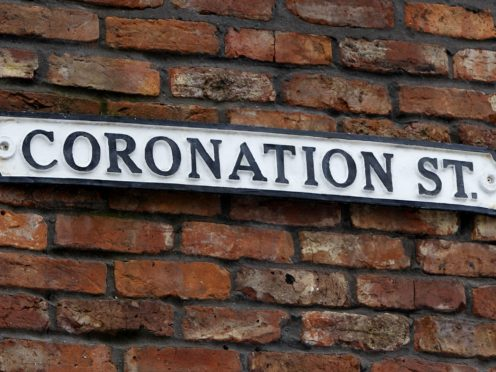 Coronation Street is the world's longest-running TV soap, according to Guinness World Records (Peter Byrne/PA)