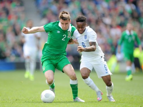 England host the Republic of Ireland on Thursday (Martin Rickett/PA)