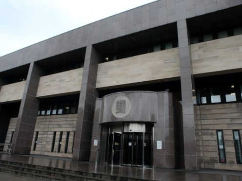 The company was fined £120,000 at Glasgow Sheriff Court (Andrew Milligan/PA)