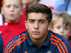 Lynden Gooch will miss Sunderland's FA Cup tie with Mansfield due to a groin injury (Richard Sellers/PA)