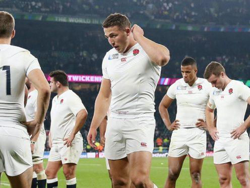 Sam Burgess had a short stint in rugby union (David Davies/PA)
