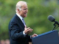 Joe Biden is closing in on a win in the US presidential election (Niall Carson/PA)