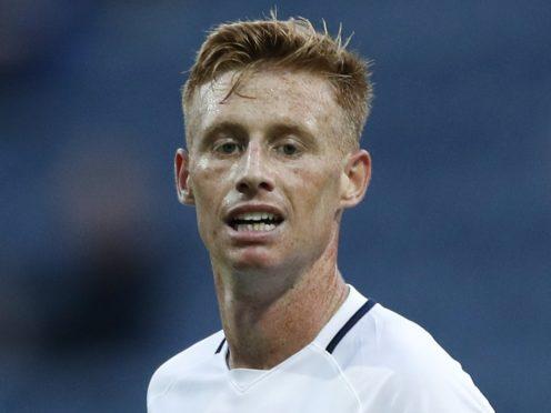Eoin Doyle scored two for Bolton (Martin Rickett/PA)