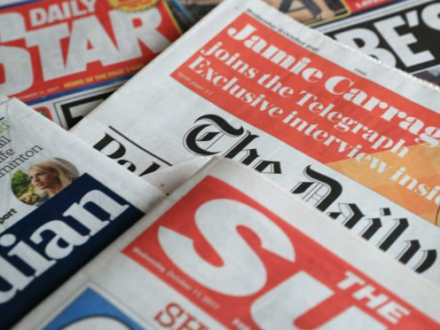 What the papers say – November 26