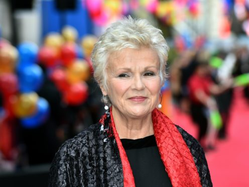 Julie Walters (Matt Crossick/PA)