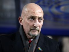 Ian Holloway rued a 'crazy' loss for Grimsby (Adam Davy/PA)