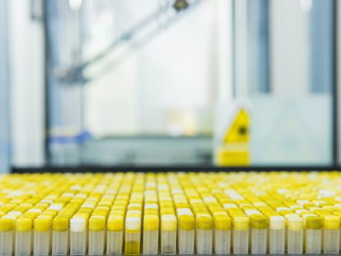 Astra is racing to develop a Covid-19 vaccine (AstraZeneca/PA)