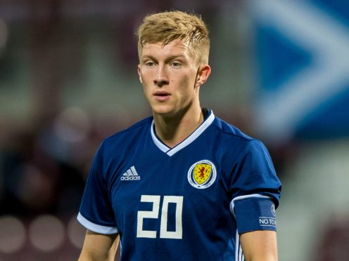 Derek McInnes wants Ross McCrorie to make up for his under-21s disappointment by claiming a place in Steve Clarke's squad for the Euros (Craig Watson/PA)