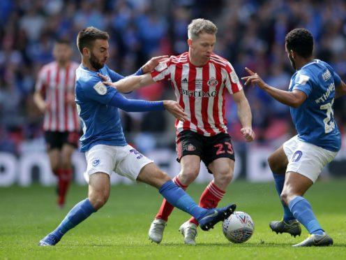 Grant Leadbitter was Sunderland's spot-kick saviour (PA)