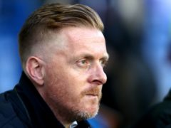 Garry Monk was sacked on Monday (David Davies/PA)