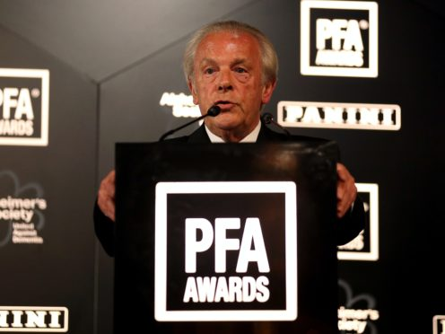 Gordon Taylor's long reign as PFA chief executive is nearing its end (Steven Paston/PA)