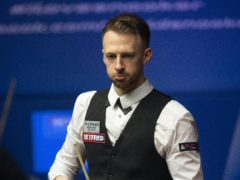 Judd Trump was on song in Milton Keynes (Dave Howarth/PA)