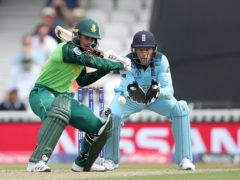England could be encouraged not to travel to South Africa (Tim Goode/PA)