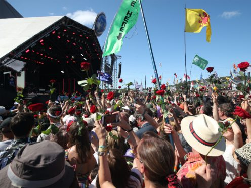 The 2020 Glastonbury festival was one of many cancelled because of the coronavirus pandemic (Yui Mok/PA)