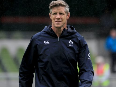 Forwards coach Simon Easterby admits Ireland's line-out requires improvement (Donall Farmer/PA)