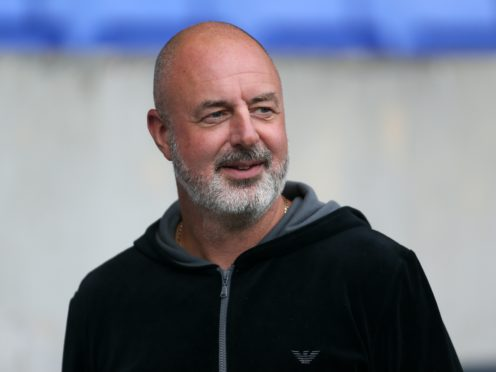 Keith Hill hopes Tranmere's league form can feed off a cup run (Richard Sellers/PA)