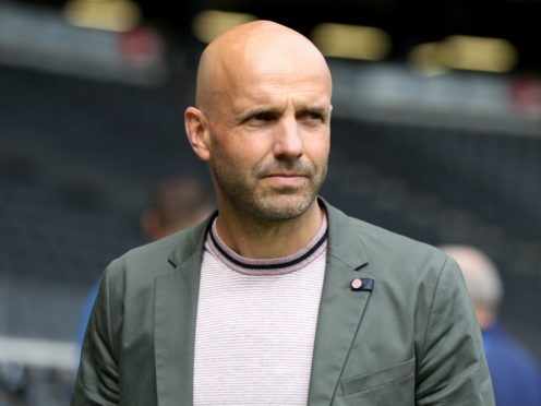 Paul Tisdale is Bristol Rovers' new boss (Bradley Collyer/PA)