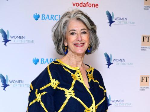 Maureen Lipman (Ian West/PA)