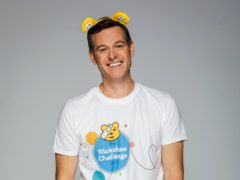 The One Show's annual Rickshaw Challenge for BBC Children In Need is to go virtual after a member of the film crew tested positive for coronavirus, Matt Baker has said (PA)